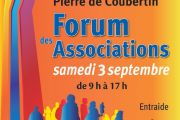 Forum des associations à Castelnaudary le samedi 3 septembre 2016.